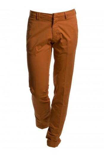 Pantalone in cotone stretch Bro-Ship